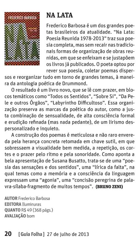 Na Lata por Bruno Zeni