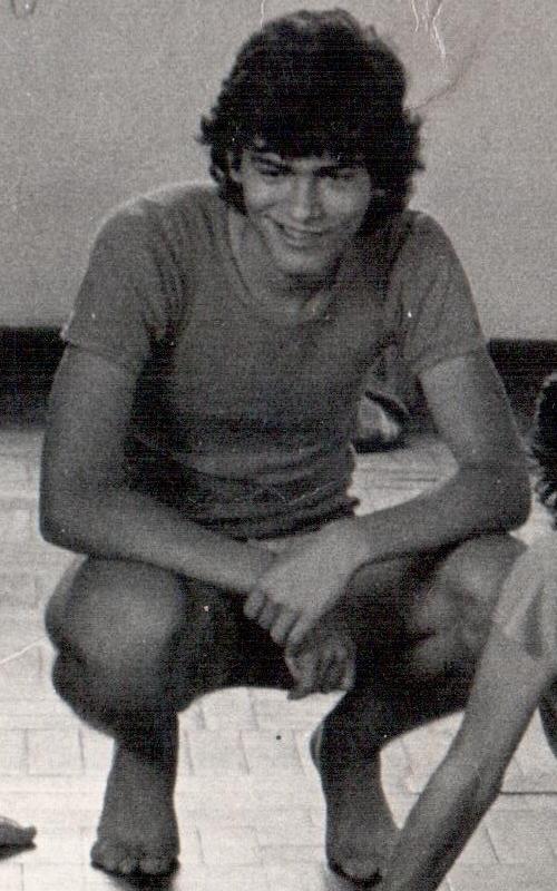 Frederico Barbosa, 15 anos.